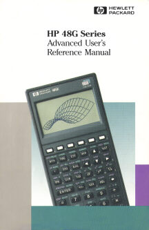 review hp 48g series advanced user s reference manual rh hpcalc org HP 48 HP Wifi Switch